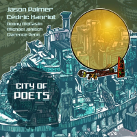 Jason Palmer and Cédric Hanriot: City Of Poets