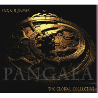 Album Pangaea by Ingrid James