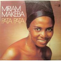 Miriam Makeba: Pata Pata by Leopoldo F. Fleming