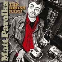 Album The Horns Band by Matt Pavolka