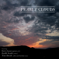 Album Pearly Clouds by Gary Lucas