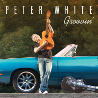 Album Groovin' by Peter White