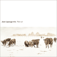 Album Jean Lapouge trio  Plein air by Jean Lapouge