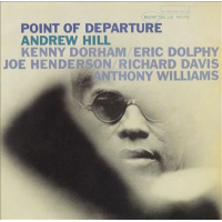"Read ""Andrew Hill: Point of Departure – 1964"""