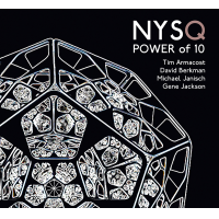"The New York Standards Quartet Celebrates Ten Years Of Touring & Recording With New CD ""Power Of 10"""