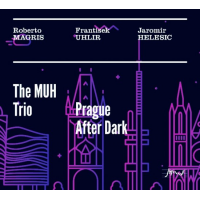 "JMOOD Records Releases ""Prague After Dark"" By The Roberto Magris Trio"