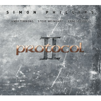 "Read ""Simon Phillips: Protocol II"" reviewed by Ben Scholz"