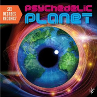 Various Artists: Six Degrees Records' Psychedelic Planet