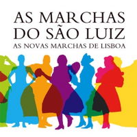 Album As Marchas do S. Luiz by Jose Menezes
