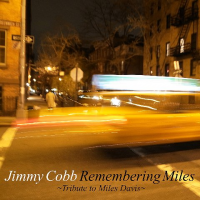 Album Remembering Miles - Tribute To Miles Davis by Jimmy Cobb