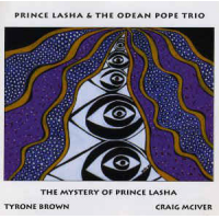 Album The Mystery of Prince Lasha by Prince Lasha