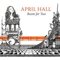 Album Room for Two by April Hall
