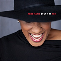 "Grammy Nominated Vocalist René Marie's First All-Original LP ""Sound of Red""  Out Via Motema Music May 13"