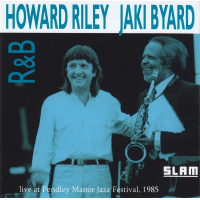Album  Howard Riley & Jaki Byard - R & B by Howard Riley