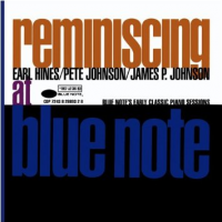 "Read ""Earl Hines, Pete Johnson and James P. Johnson: Reminiscing at Blue Note – 1939-43"" reviewed by Marc Davis"