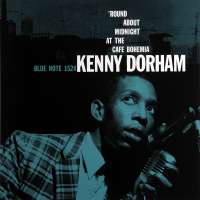 "Read ""Kenny Dorham: The Complete 'Round About Midnight at the Café Bohemia – Blue Note 1524"" reviewed by Marc Davis"