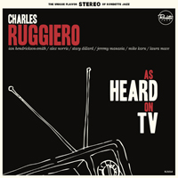Album As Heard On TV by Charles Ruggiero