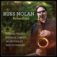 Album Relentless by Russ Nolan