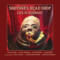 Shrunken Head Shop - Live in Germany