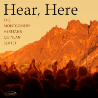 Album Hear, Here by Bob Montgomery