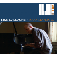 Album Solo Standard Vol. I by Rick Gallagher