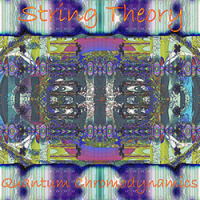 String Theory - Quantum Chromodynamics