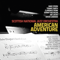Album Scottish National Jazz Orchestra: American Adventure by Tommy Smith