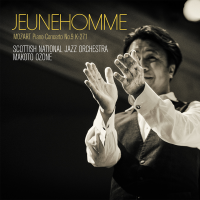 Tommy Smith: Scottish National Jazz orchestra: Jeunehomme