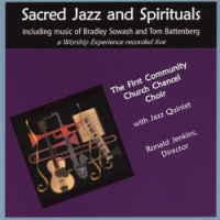 Album Sacred Jazz & Spirituals by Bradley Sowash