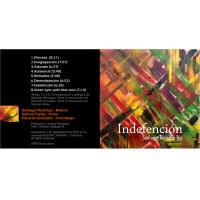 Album Indefensión by Santiago Restrepo