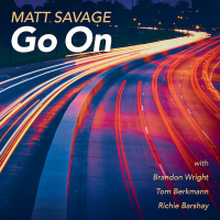 "Jazz Recording Artist Matt Savage Releases Summer Single  - ""Go On"" - July 24th"