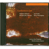 "Album Conference Call Quartet ""Live at the Outpost Performance Space"" by Michael Jefry Stevens"