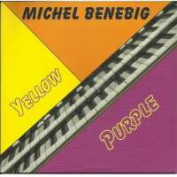 YELLOW PURPLE by Michel Benebig