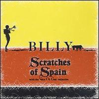Billy Jenkins With The Voice of God Collective: Scratches Of Spain