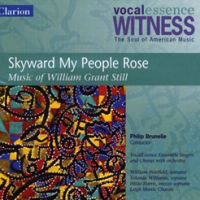 Skyward My People Rose, Music of William Grant Still
