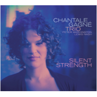 Album Silent Strength by Chantale Gagné