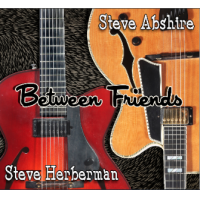 Album Between Friends by Steve Herberman