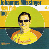 "Album Johannes Mossinger ""Serenade"" by Karl Latham"