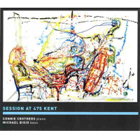 Album Session At 475 Kent by Connie Crothers