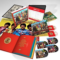 "Read ""Sgt. Pepper's Lonely Hearts Club Band 50th Anniversary Super Deluxe  Edition"" reviewed by Doug Collette"