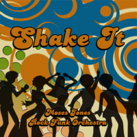 Album Shake It by Moses Jones