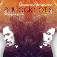 Album Inspiration Information / Wings of Love by Shuggie Otis