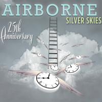 Silver Skies - Airborne - 25th Anniversary by Thomas M Borino