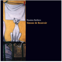 Album Simone de Beauvoir by Massimo Barbiero