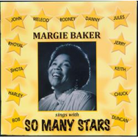 Margie Baker Sings with So Many Stars