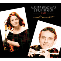 Karolina Strassmayer and Drori Mondlak: Small Moments