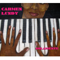 Album Solamente by Carmen Lundy