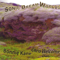 Album Sonic Dream Worlds by Bonnie Kane