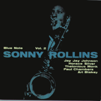 "Read ""Sonny Rollins, Volume Two – 1957"" reviewed by Marc Davis"
