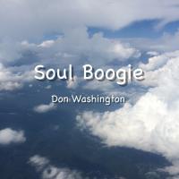 Album Soul Boogie by Don Washington